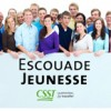 Sant et scurit des travailleurs : l&rsquo;ESCOUADE JEUNESSE de la CSST a livr la marchandise auprs des employeurs de Valleyfield