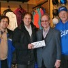 Baseball – Les Dodgers de Valleyfield appuient 2 causes humanitaires