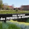 L'école secondaire des Patriotes de Beauharnois fait jaser