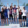 Kathy Tremblay de Pincourt gagne le rendez-vous international de triathlon à Coteau-du-Lac