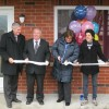 On inaugure la Coop d'habitation Les Guérets à Rigaud