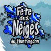 La Fête des Neiges d'Huntingdon… sous la neige :)