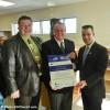 Avec fierté, on inaugure la bibliothèque de St-Urbain-Premier