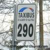 Plus de 123 000 $ pour le Taxibus