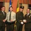Des honneurs pour deux policiers de la SQ de la région