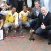 Les gagnants 2013 de la compétition internationale de cirque