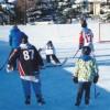 Achalandage accru pour les patinoires extérieures à Châteauguay