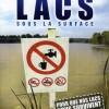 Présentation du documentaire Nos lacs sous la surface