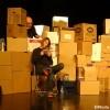 Théâtre : Quand déménager et réveiller le passé sont synonymes