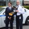 Sécurité – Des défibrillateurs à la disposition de policiers