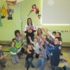 Mélodie Daoust inspire les élèves de l'école Jésus-Marie