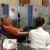 Grand succès de la collecte de sang du maire