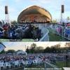 Des milliers de personnes au concert de l'OSM