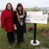 Madeleine Parent honorée à la Halte des Voyageurs