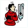 Précautions à prendre en cas de froid intense