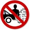 Gaz à effet de serre – Vous ne roulez pas, coupez le moteur !