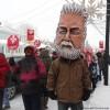 Le Front montérégien manifeste contre l'austérité
