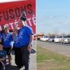 1 000 personnes contre l'austérité – Convoi de 321 véhicules