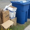 Vos surplus de carton ramassés du 3 au 7 juillet