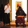 Théâtre : Première médiatique de La vieille demoiselle