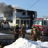 Une victime dans l'incendie d'un duplex à Beauharnois