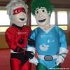 Festivités pour le 5e anniversaire des Jeux du Québec de 2011