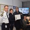 L'excellence du centre d'appels 911 de Châteauguay reconnue