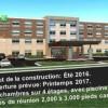 Un hôtel de 120 chambres bientôt à Châteauguay – 500 M$ d'investissements depuis 2010