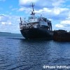 Opération d'urgence pour redresser le cargo Kathryn Spirit
