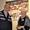 Rencontre avec l'artiste-peintre Nicole Laporte