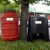 L'eau de pluie et le compost en soutien à l'environnement