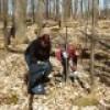 Corvée de nettoyage avec les Amis du Parc régional