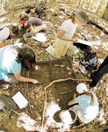 Dès le 30 juin, nouvelle exposition au Musée québécois d'archéologie de Beauharnois
