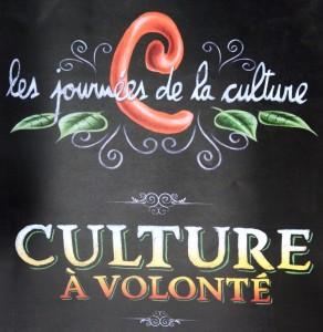 Programmation extraordinaire pour les JOURNÉES DE LA CULTURE sur le territoire de Beauharnois-Salaberry