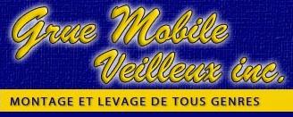 Grue mobile Veilleux logo officiel