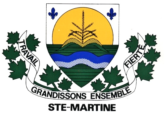 Sainte-Martine logo officiel