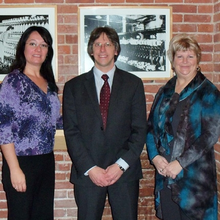 La chambre de commerce appuie le mentorat pour for Chambre de commerce valleyfield