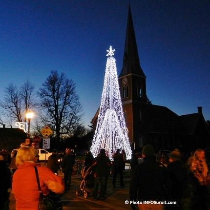 Samedi : 7e édition de Noël enchanté 2016 à Ormstown