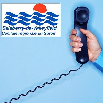 Mise à jour des systèmes téléphoniques de la ville de Valleyfield