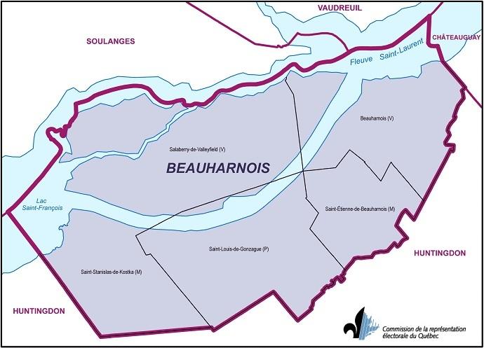 Carte-Beauharnois-de-la-Commission-representation-electorale-du-Quebec-publiee-par-INFOSuroit-com_