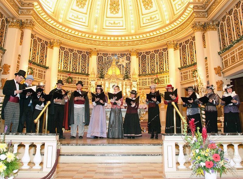 Spectacle de Noel Chorale des 150 ans de Beauharnois Photo Pierre Langevin via Ville de Beauharnois