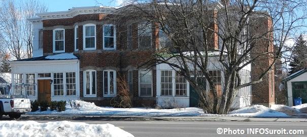 maison-patrimoniale-a-detruire-pour-agrandissement-residence-a-Valleyfield-Photo-INFOSuroit