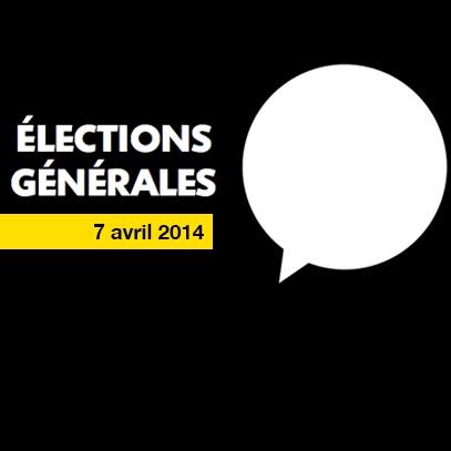 Élections 2014 – 52 candidats officiels dans la région