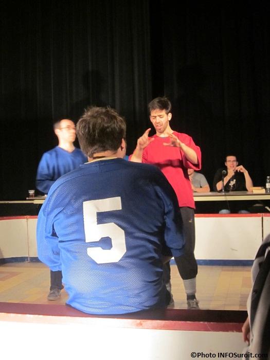 Le Tiers du Collège de Valleyfield : 18 ans d'impro et de BD