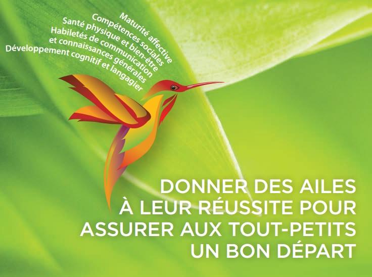 Développement des enfants à la maternelle – l'Opération Colibri à Vaudreuil-Soulanges