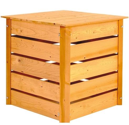 Composteur-domestique-en cedre-Produit-Eco-Rona-Photo-courtoisie