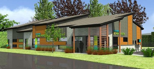Une nouvelle garderie beauharnois d s le 14 octobre for Le jardin urbain garderie