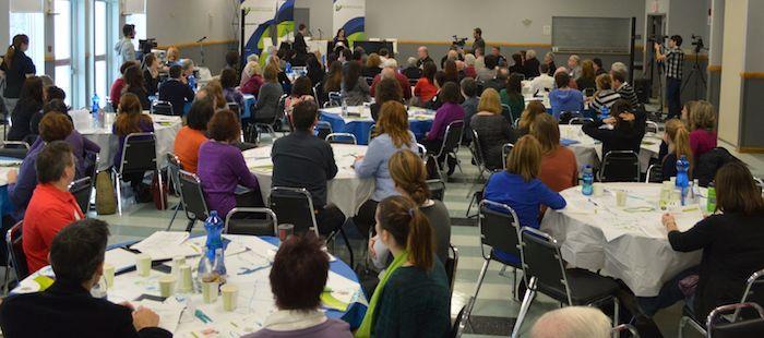 Forum developpement social Vaudreuil-Soulanges assistance Photo courtoisie MRC