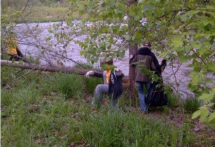 Participation record au nettoyage des berges de la rivière Châteauguay
