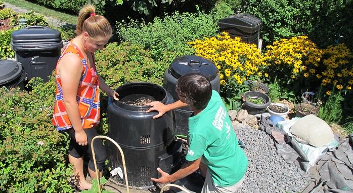 Escouade_verte environnement compost Photo courtoisie Ville de Valleyfield
